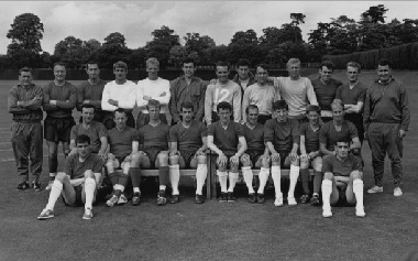 The Full England 1966 World Cup Squad